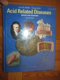 Acid Related Diseases: Biology and Treatment       【详见图】