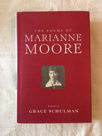 THE POEMS OF MARIANNE MOORE(精装,449页,VIKING2003年)