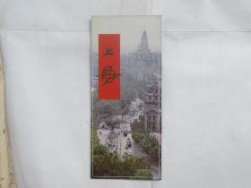上海市游览图