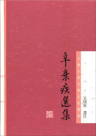 中国古典文学名家选集:辛弃疾选集