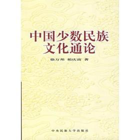 中国少数民族文化通论