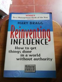 英文原版书:Reinventing Influence 在创造的影响力(16开本)