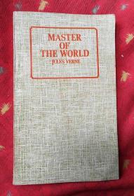 MASTER OF THE WORLD世界的主人【英文版】