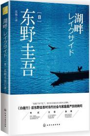正版湖畔东野圭吾化学工业出版社9787122250155