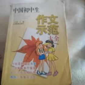 中国初中生作文示范大全