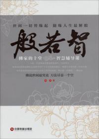 般若智:佛家的十堂智慧辅导课   单非著  中国财富出版社正版