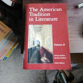 The American Tradition in Literature (Volume II) 美国文学传统 (卷2) (16开本)