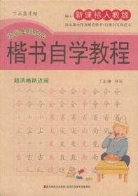 丁永康字帖:楷书自学教程