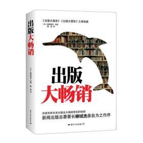 出版大畅销:深度剖析日本出版业大畅销背后的秘密