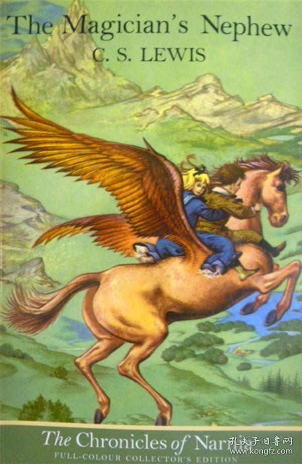 The Magician's Nephew (The Chronicles of Narnia)纳尼亚传奇:魔法师的侄子