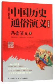 新书--中国历史通俗演义(青少版):两晋演义(下)