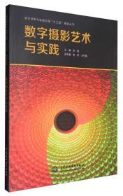 """数字摄影艺术与实践/设计创新与实践应用""""十三五""""规划丛书"""