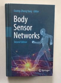 BODY SENSOR NETWORKS (SECOND EDITION) (16开,硬精装)