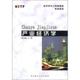 产业经济学 赵玉林 武汉理工大学出版社 9787562920328