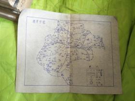 建安公社图(六七十年代)