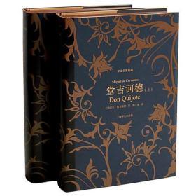 堂吉诃德(上下) 塞万提斯  上海译文出版社  9787532758951