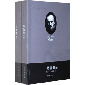 费·陀思妥耶夫斯基全集——书信集(上下)