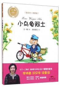 王一梅乡土·乡韵童话系列:小乌龟阿土(美绘本·拼音版)