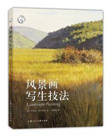 风景画写生技法:西方经典美术技法译丛
