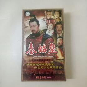 VCD:电视剧【秦始皇】33碟 张丰毅 范冰冰 宋佳 宋春丽等,品佳