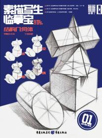 素描写生·临摹宝——结构几何体