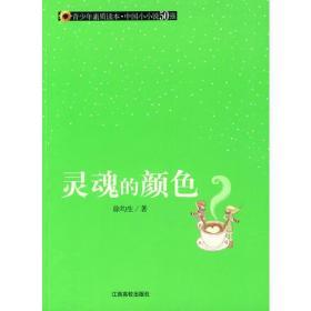 (青少年素质读本 中国小小说50强)灵魂的颜色