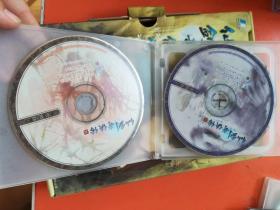 仙剑奇侠传三4张盘 外传问情篇4张盘 1张小盘