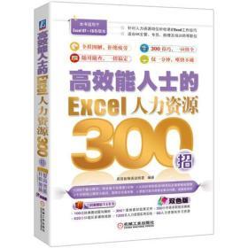 高效能人士的Excel人力资源300招