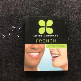 LIVING LANGUAGE INTERMEDIATE 生活語言法語中級