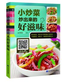 """小炒菜:炒出来的好滋味/""""码""""上好食光系列"""