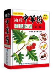 袖珍中草药彩色图谱(第二版)