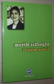 土耳其语原版书 İletişim Nedir