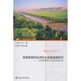 资源型城市经济社会发展战略研究)以陕西榆林可持续发展为例