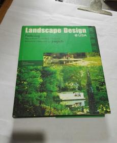 LANDSCAPE DESIGN USA 美国景观(英文版)