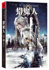 猎魔人卷6 雨燕之塔 PS4 XBOX经典游戏《巫师》原著小说 正版畅销