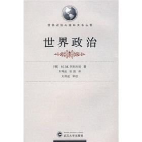 世界政治与国际关系丛书:世界政治