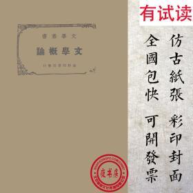 文学概论-1932年版-(复印本)-文学丛书