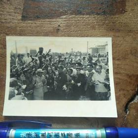 罕见的毛泽东、林彪、周恩来、陈 伯达等人老照片
