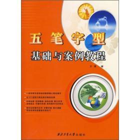 五笔字型基础与案例教程王璞