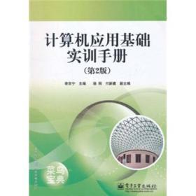计算机应用基础实训手册(第2版)