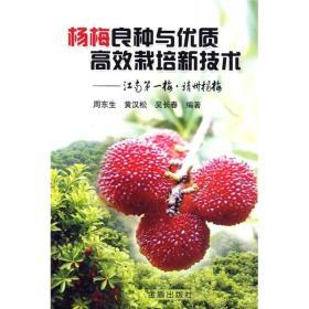 杨梅良种与优质高效栽培新技术:江南第一梅·靖州杨梅