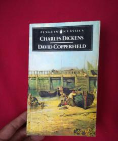 企鹅丛书:大卫科波菲尔德 DAVID COPPERFIELD(英文版)
