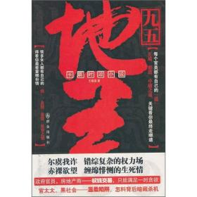 长篇时政小说:九五地王 王曦昌 群众出版社 9787501448029