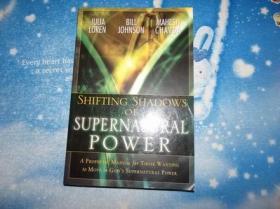SHIFTING SHADOWS OF SUPERNATURAL POWER【具体如图】