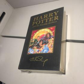Harry Potter and the Deathly Hallows  哈利波特与死亡圣器 英文原版!【全新未拆塑封,正版现货,收藏佳品】