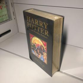 Harry Potter and the Deathly Hallows 哈利波特与死亡圣器 英文原版!!!【全新未拆塑封,正版现货,收藏佳品】