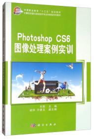 Photoshop CS6图像处理案例实训