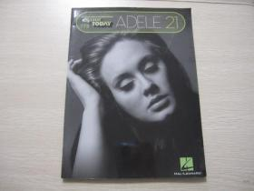 Adele - 21 (Songbook): E-Z Play Today #173 平装