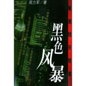黑色风暴:粤港惊天铁案