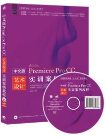 中文版Premiere Pro CC艺术设计实训案例教程